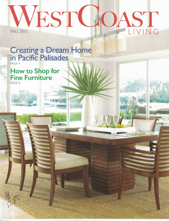 West Coast Living (Fall 2015)